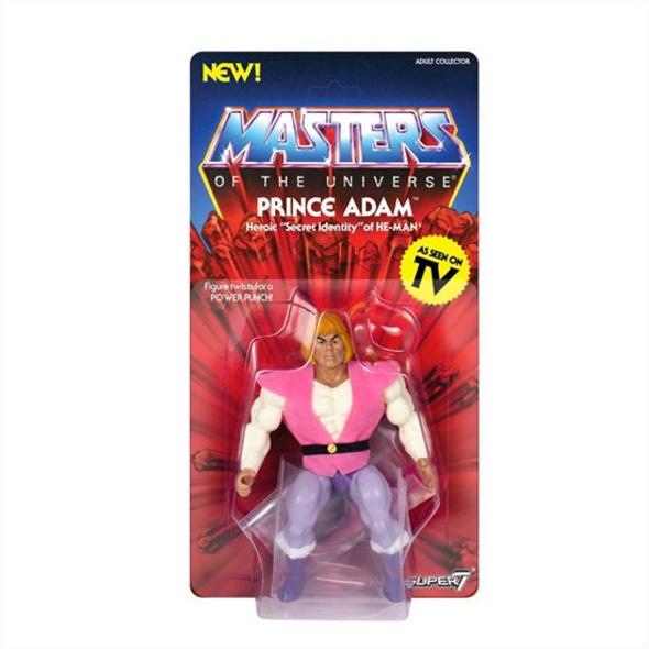 Masters of the Universe - Actionfigur Prinz Adam