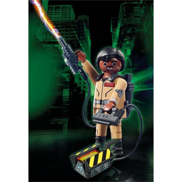 Playmobil Ghostbusters - Die Geisterjäger -Figur Winston Zeddemore
