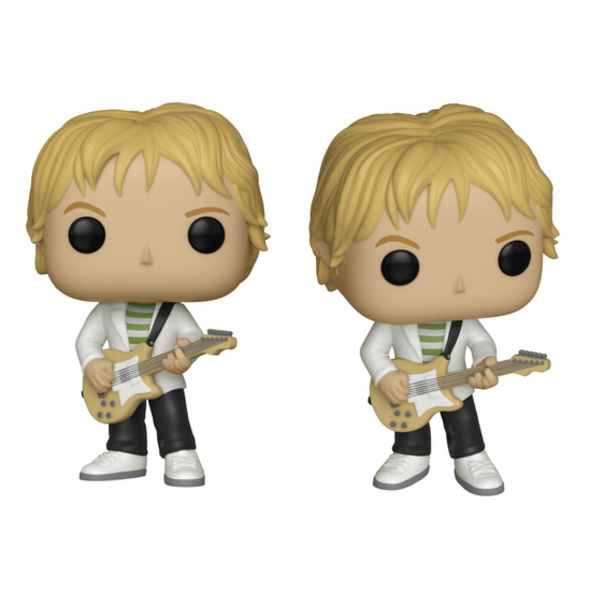 The Police - POP!-Vinyl Figur Andy Summers