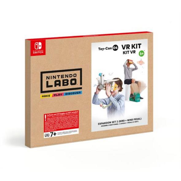 Nintendo Labo VR-Kit Expansion Set 2 (Toy-Con 04)