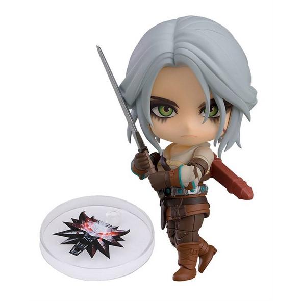 The Witcher 3: Wild Hunt - Figur Ciri