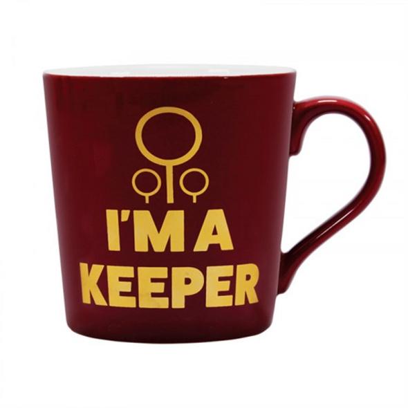 Harry Potter - Tasse I'm a Keeper