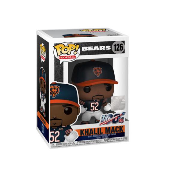 NFL - POP!-Vinyl Figur Bears Khalil Mack