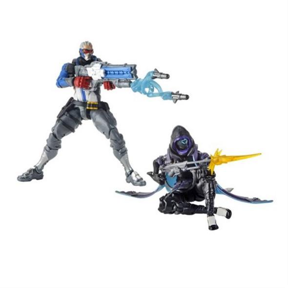 Overwatch - Actionfigur 76 und Shrike (Ana) Skin