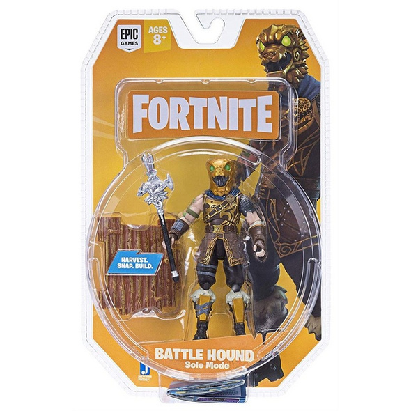 Fortnite - Actionfigur Schlachtenhund