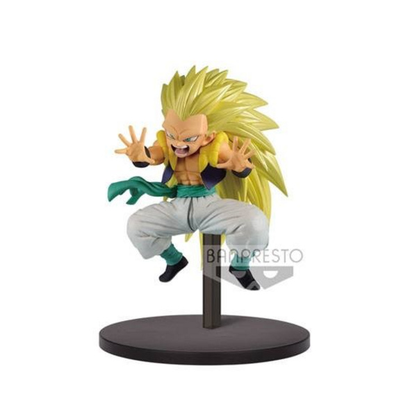 Dragon Ball Super - Figur Super Saiyajin 3 Gotenks
