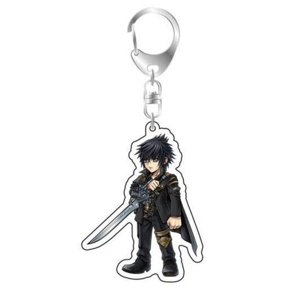 Dissidia Final Fantasy - Schlüsselanhänger Noctis