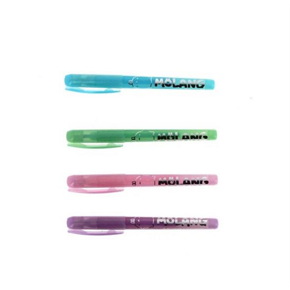 Molang - Kugelschreiber 4er-Pack