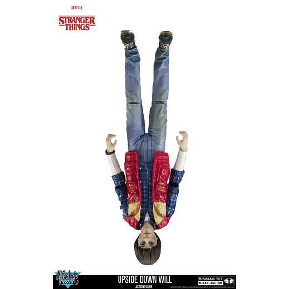 Stranger Things - Figur Schattenwelt Will