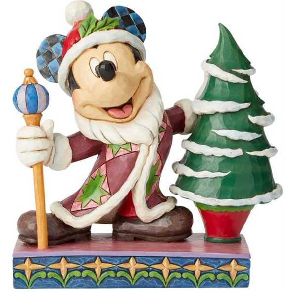 Disney Mickey Mouse - Figur Father Christmas