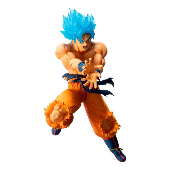Dragon Ball Super - Statue Super-Saiyajin Blue  Son Goku