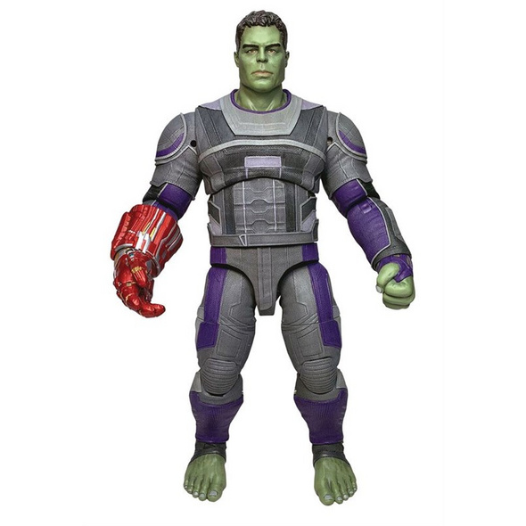 Avengers 4: Endgame - Actionfigur Hulk Hero Suit