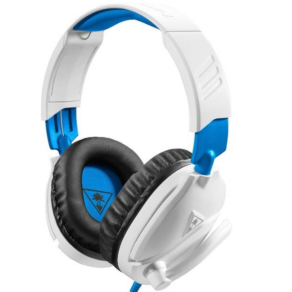 Turtle Beach Recon 70P Weiß Gaming Headset - PS4, PS5, XB1, Xbox Series S/X, Nintendo Switch  PC