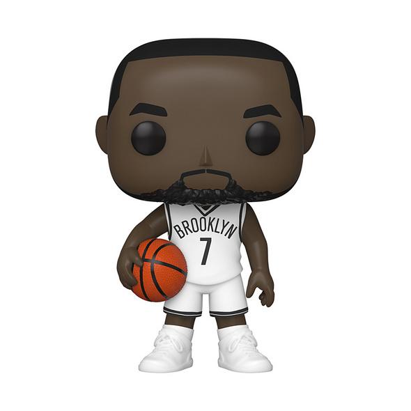 NBA - POP!-Vinyl Figur Nets: Kevin Durant