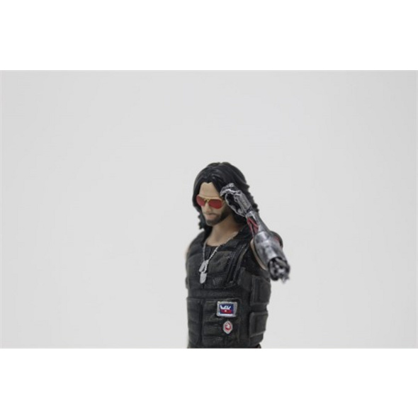 Cyberpunk 2077 - Figur Totaku™ Collection Johnny Silverhand