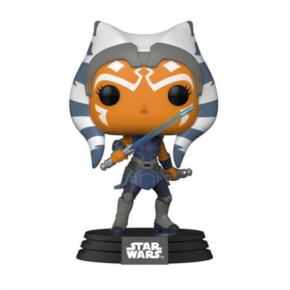 Star Wars: The Clone Wars - POP!-Vinyl Figur Ahsoka