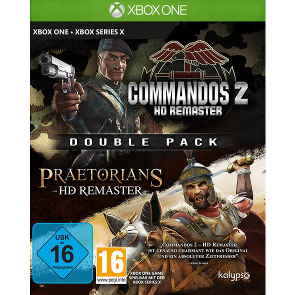 Commandos 2 & Praetorians HD: Remaster Double Pack