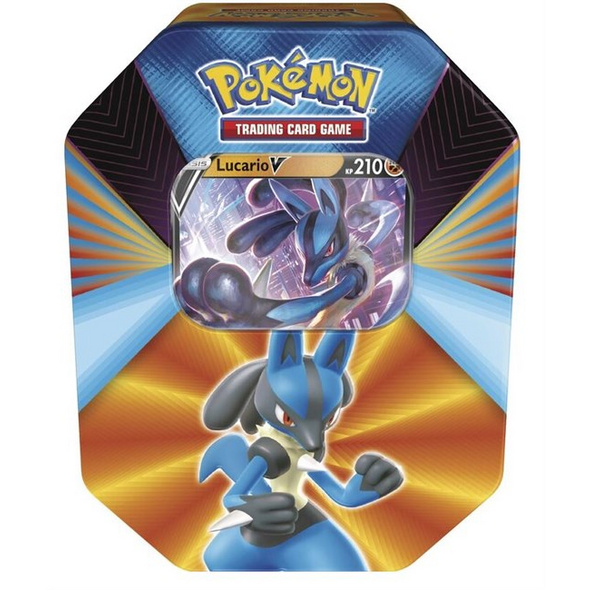 Pokémon Sammelkartenspiel: Frühjahrs TIN 3 Lucario V