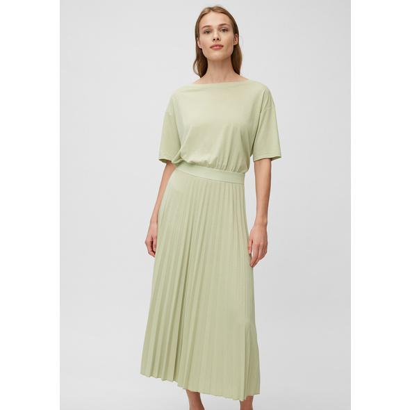 Plissee-Kleid
