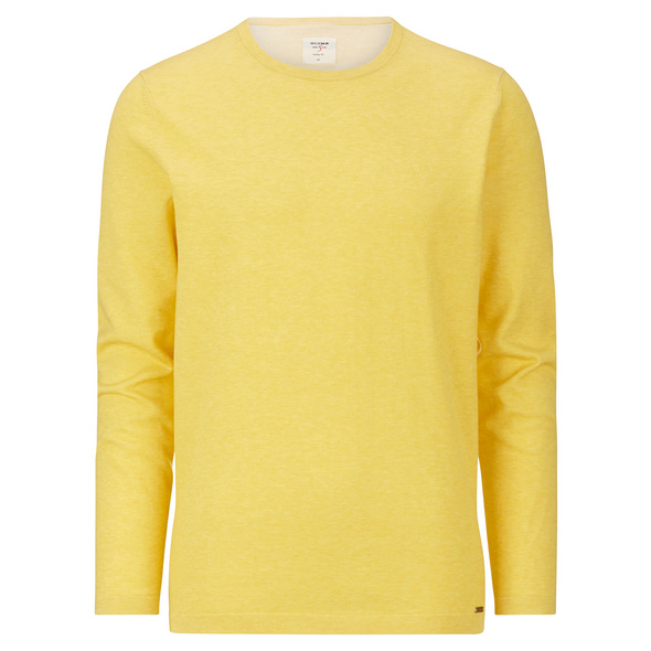 OLYMP Level Five Strick Pullover, body fit