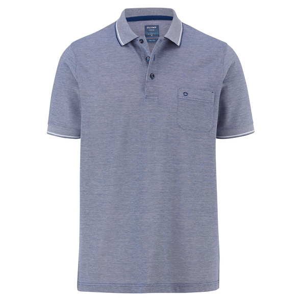 OLYMP Casual Polo-shirt, modern fit