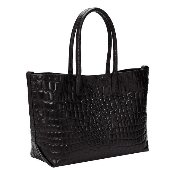 Shopper mit Krokodilprägung - Chelsea Shopper M