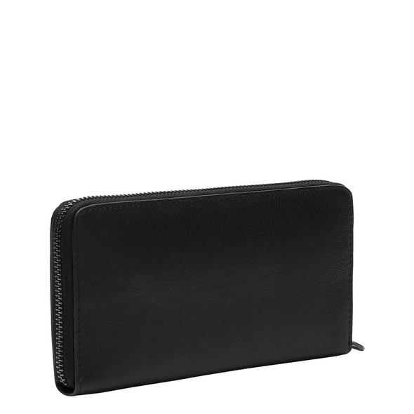 Große Brieftasche aus Schafsleder - Clarice Sally
