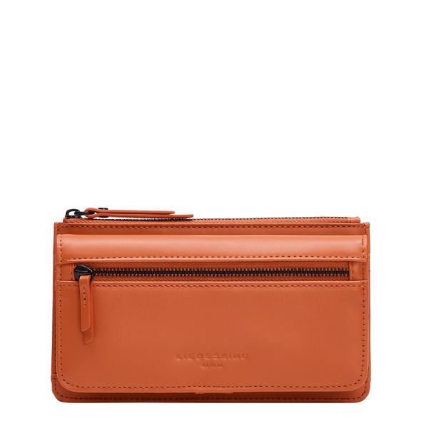 Brieftasche aus Leder im Businesslook - Carter Layla