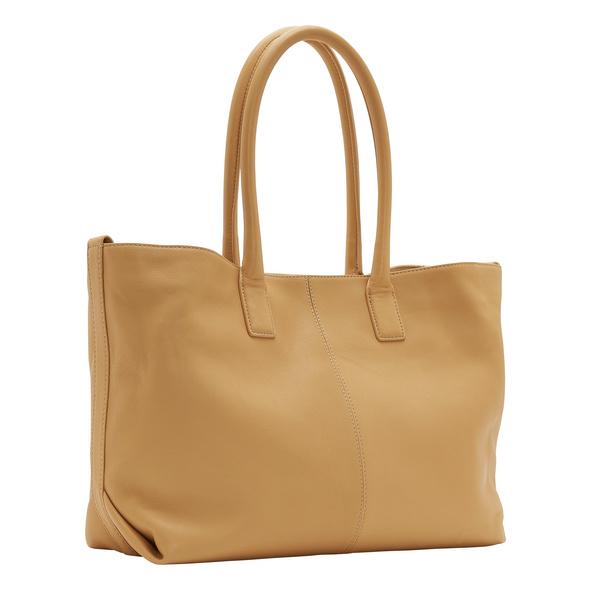 Klassischer Shopper aus Leder - Chelsea Shopper M