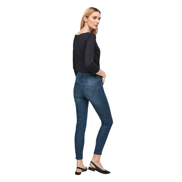 Skinny: Jeans mit Push Up-Effekt - Jeans