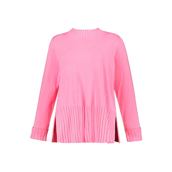 Pullover, Rippbündchen, Langarm, selection
