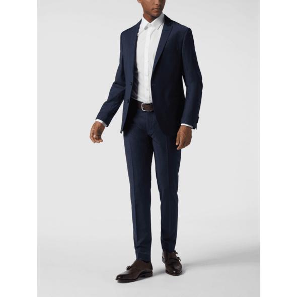 Super Slim Fit Business-Hemd aus Popeline