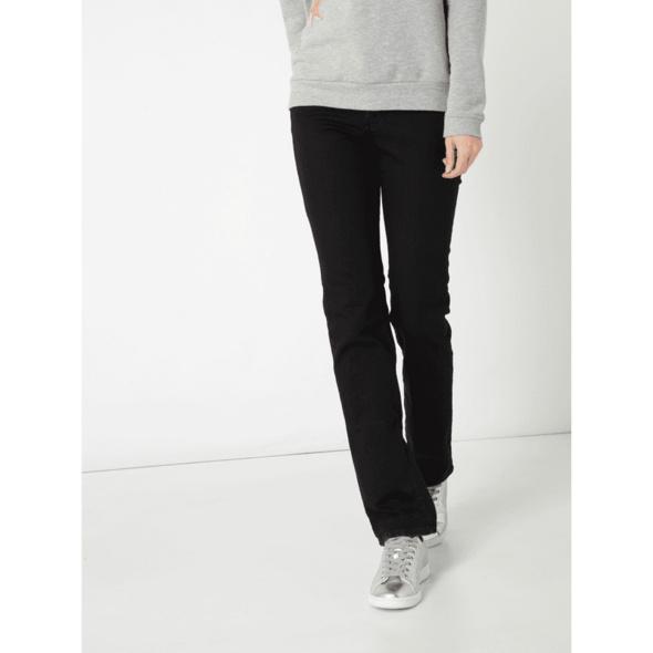 5-Pocket-Jeans aus Baumwoll-Mix