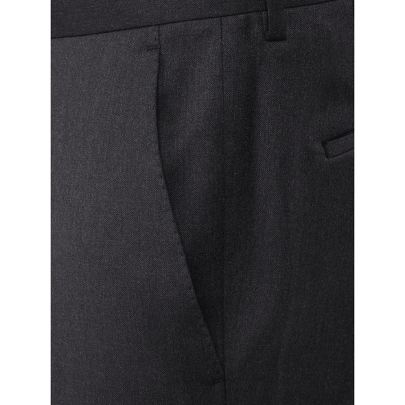 Anzughose aus Schurwolle Modell 'Genius'