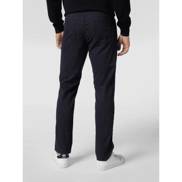 Regular Fit Stoffhose mit Stretch-Anteil Modell 'Cooper'