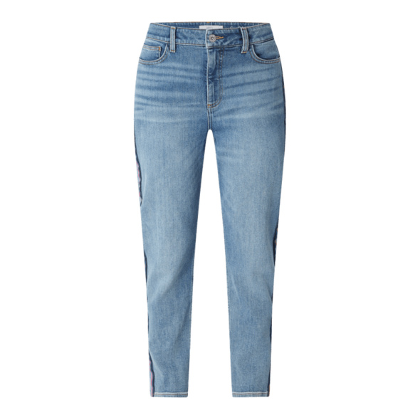 Slim Fit Jeans mit Stretch-Anteil