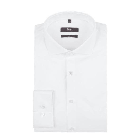 Regular Fit Business-Hemd aus Twill mit extra langem Arm