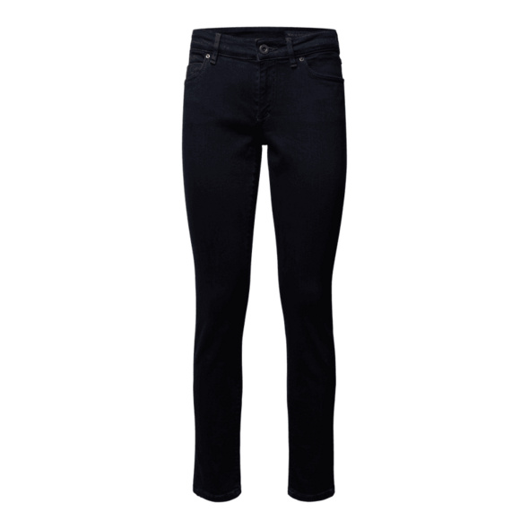 Slim Fit 5-Pocket-Jeans im One Washed-Look