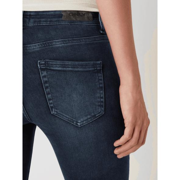 Slim Fit Jeans mit Stretch-Anteil Modell 'Blush'