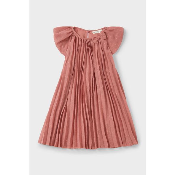 Kleid - Glanz-Effekt