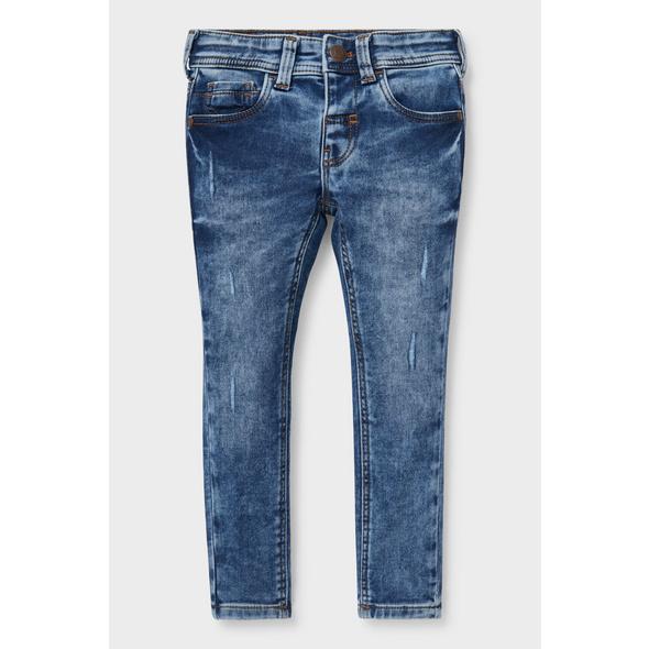 Super Skinny Jeans - Jog Denim - Bio-Baumwolle