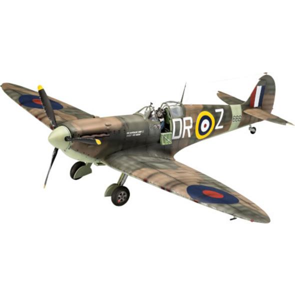 Revell Spitfire Mk.II''Aces High''Iron Ma