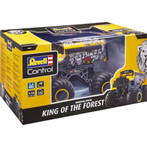Revell Monster Truck KING OF THE FOREST