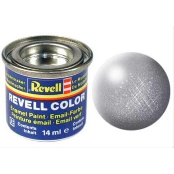 REVELL 32191 eisen, metallic 14 ml-Dose