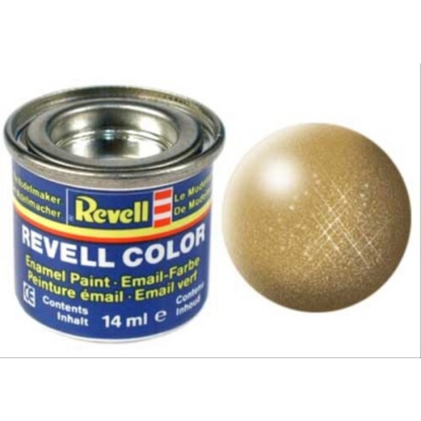 REVELL 32194 gold, metallic  14 ml-Dose