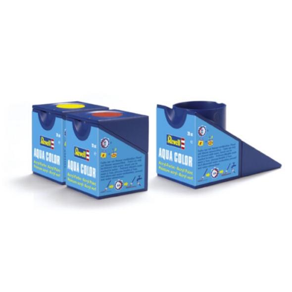 REVELL blau, glänzend RAL 5005 Aqua Color 18 ml