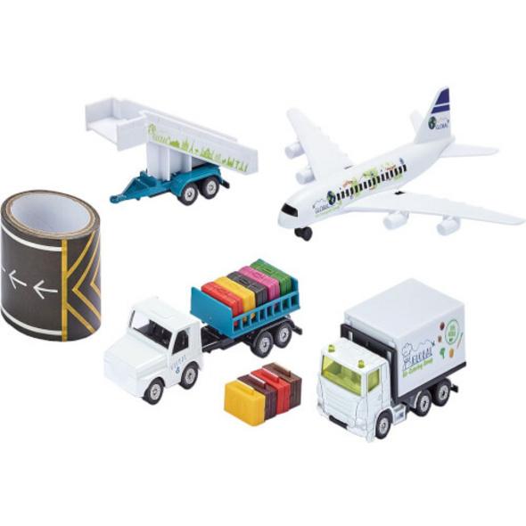 Siku 6312 Flughafen Set