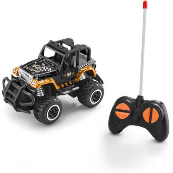 Mini RC Truck, Quater Back