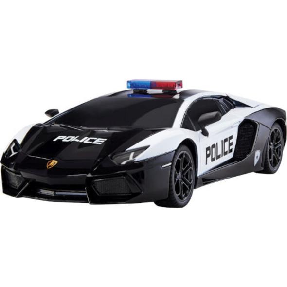 Revell Lamborghini Aventador Police, RC Scale Car 1:24, ferngesteuertes Auto