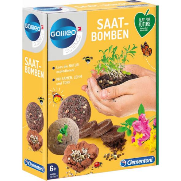 Clementoni Saat-Bomben